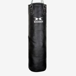 Hammer Boxing Kampsportsäck Punching Bag Premium Leather