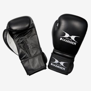 Hammer Boxing Boxnings- & Thaihandskar Gloves Cowhide