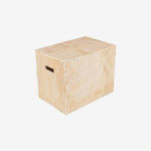 Titan LIFE Plyo Box Plyo Box Platform - Wood
