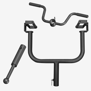 Master Fitness Power rack T-Bar Handle