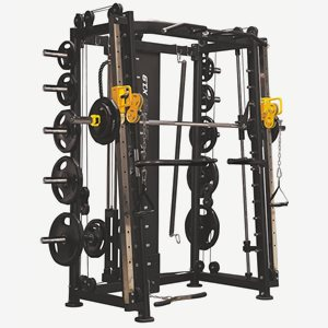 Master Fitness Power rack Smith / Functional Trainer X15