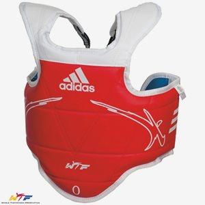 Adidas Kampsportskydd WTF Vändbar Kampväst För Barn