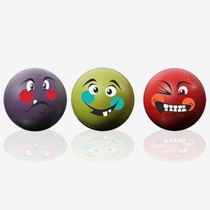 Gymstick Rehab Anti-Stress Ball 3-pack