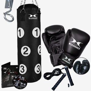 Hammer Boxing Boxningspaket Set Pro
