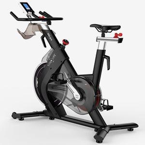 Titan LIFE Spinningcykel Indoor Bike S80 Pro Zwift Kompatibel