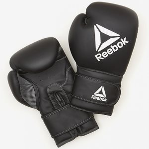 Reebok Boxnings- & Thaihandskar Retail 16 Oz Boxing Gloves - Black/White