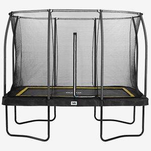 Salta Trampolines Studsmatta Comfort Rektangulär 214X305 cm, Svart