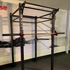 Master Fitness Crossfit rig Garagerigg
