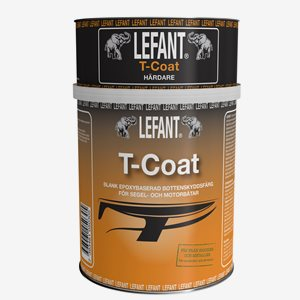 Lefant T-Coat Bottenskyddsfärg 750ml