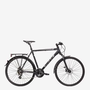 Peak Hybridcykel Arlington Svart, 2021