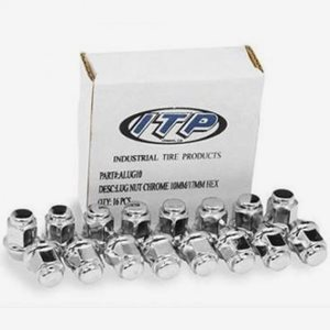 ITP Hjulmuttersats 3/8-24 90° 16st