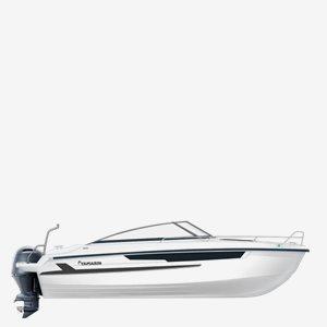 Yamarin Motorbåt 63 DC 2021