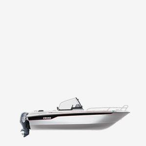 Yamarin Motorbåt Cross 54 BR 2021