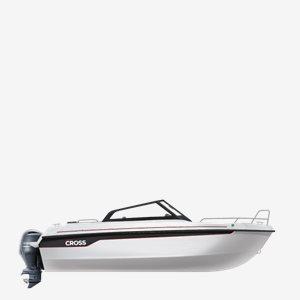 Yamarin Motorbåt Cross 62 BR 2021
