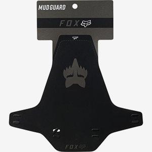 Fox Cykelskärm Mud Guard Svart/Svart
