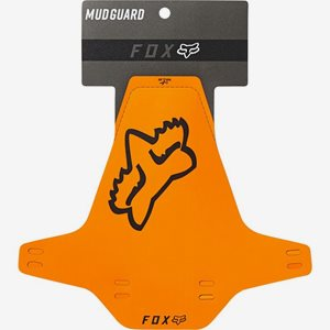 Fox Cykelskärm Mud Guard Orange