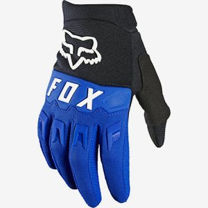 Fox Cykelhandskar Dirtpaw Blå