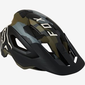 Cykelhjälm Fox Speedframe Pro MIPS Green Camo