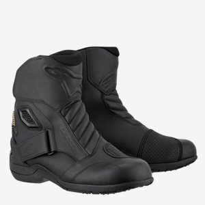 Alpinestars MC Stövel New Land Gore-Tex Svart