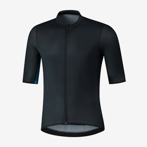Shimano Cykeltröja Kortärm S-Phyre Leggera SS Svart/Blå