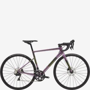 Cannondale Racercykel Dam SuperSix EVO Carbon Disc 105 Lavendel, 2021