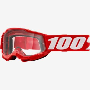 100% Crossglasögon Accuri 2 Junior Röd