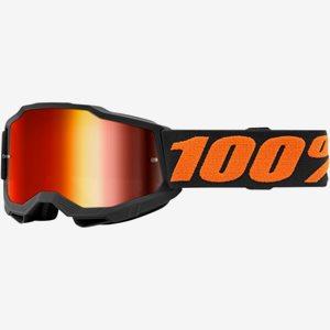 100% Crossglasögon Accuri 2 Junior Grå/Orange