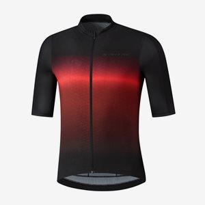 Shimano Cykeltröja Kortärm S-Phyre Flash SS Röd