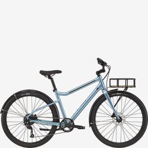 Cannondale Hybridcykel Treadwell EQ Ljusblå, 2021