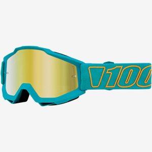 100% Crossglasögon Accuri Turkos