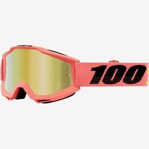 100% Crossglasögon Accuri Rosa