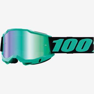 100% Crossglasögon Accuri Grön