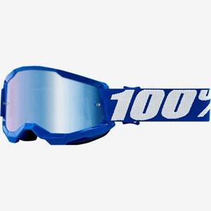 100% Crossglasögon Strata Junior Blå