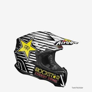 Airoh Crosshjälm Twist 2.0 Rockstar