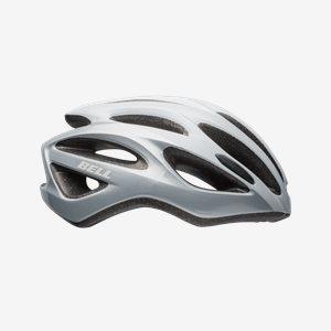 Cykelhjälm Bell Draft MIPS Gloss White Silver