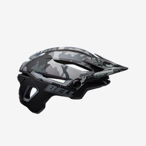 Cykelhjälm Bell Sixer MIPS Matte/Gloss Black Camo