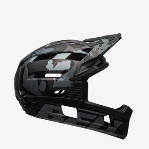 Cykelhjälm Bell Super Air R Spherical MIPS Matte/Gloss Black Camo