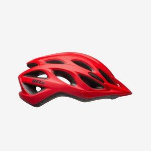 Cykelhjälm Bell Tracker Matte Red