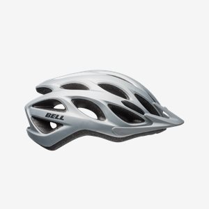 Cykelhjälm Bell Tracker Matte Silver