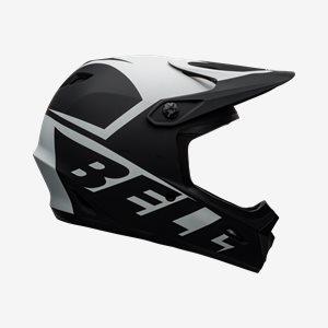 Bell Cykelhjälm Transfer Mattsvart/Vit