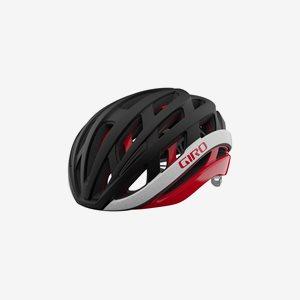 Giro Cykelhjälm Helios Sperical Mips Mattsvart/Röd