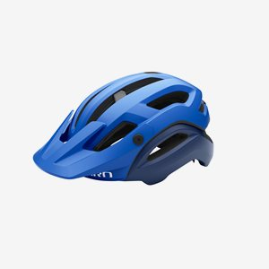 Cykelhjälm Giro Manifest Spherical MIPS Matte Blue/Midnight