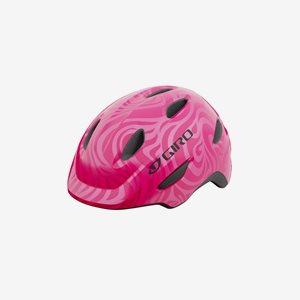 Cykelhjälm Giro Scamp MIPS Bright Pink Pearl