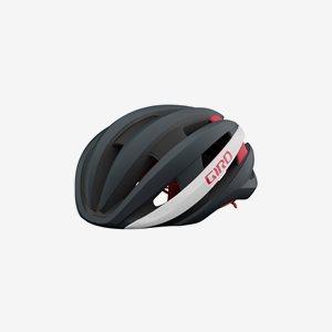Cykelhjälm Giro Synthe MIPS II Matte Portaro Grey/White/Red