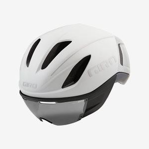 Giro Cykelhjälm Vanquish Mips Mattvit/Silver