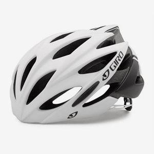 Giro Cykelhjälm Savant Mips Mattvit/Svart