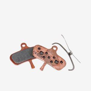 Avid Skivbromsbelägg Code Metal