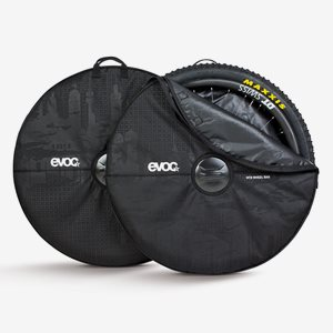 EVOC Cykelhjulväska Mtb Wheel Bag Svart