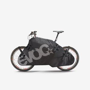 EVOC Packskydd Cykel Padded Bike Rug Svart