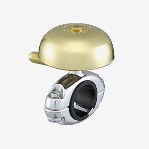 Cateye Ringklocka Yamabiko Bell Gold